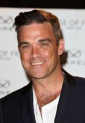 Klippa mp3 låtar av Robbie Williams online gratis.